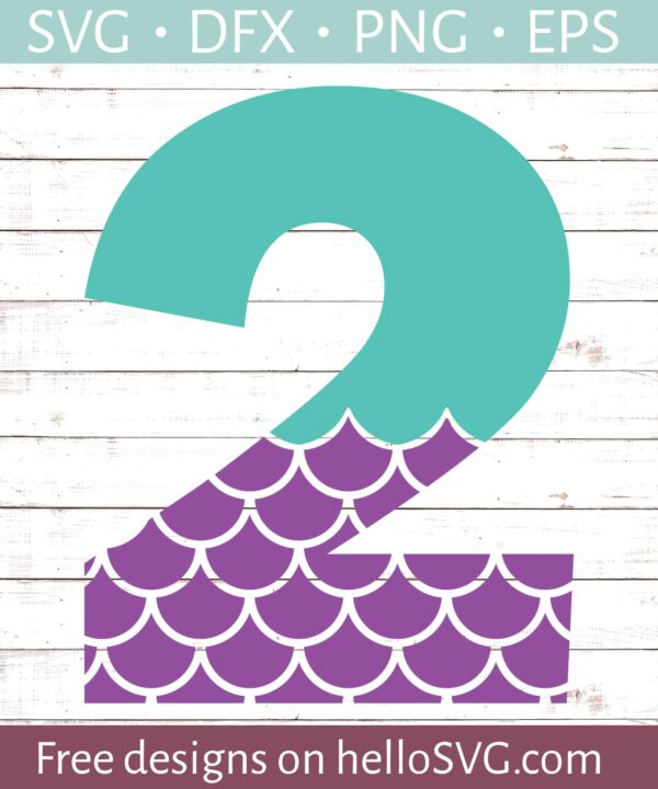 Mermaid Font 2