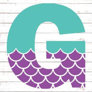 Mermaid Font G