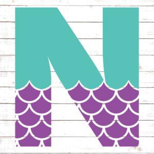 Mermaid Font N