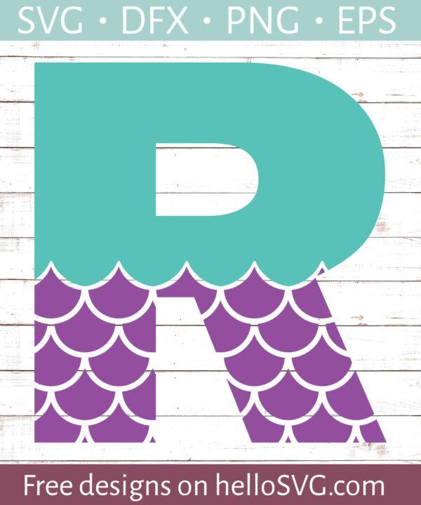 Mermaid Font R
