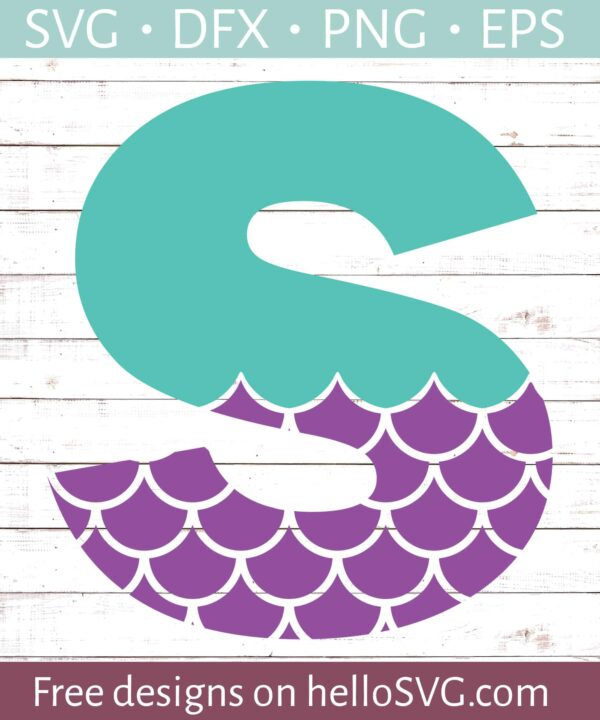 Mermaid Font S