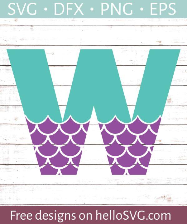 Mermaid Font W