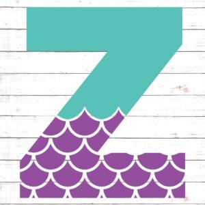 Mermaid Font Z