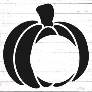 Pumpkin Monogram #2