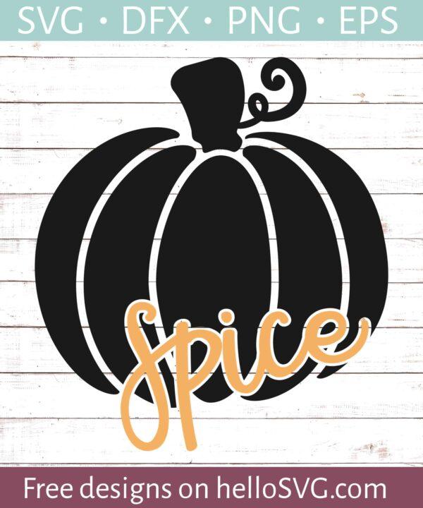 Pumpkin Spice #1