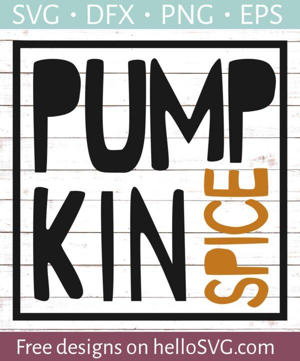 Pumpkin Spice #2