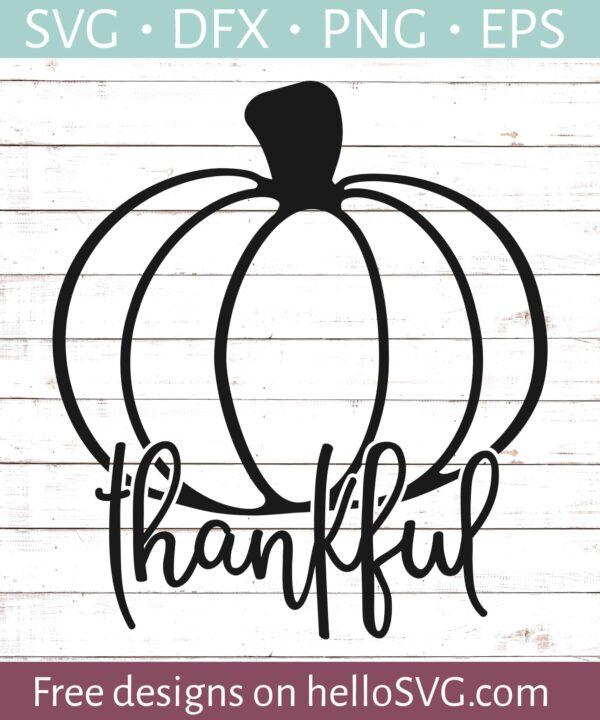 Thankful Pumpkin #1