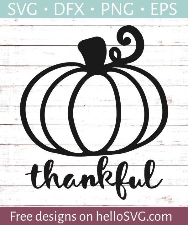 Thanksful Pumpkin #2