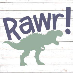Rawr! Trex Dinosaur