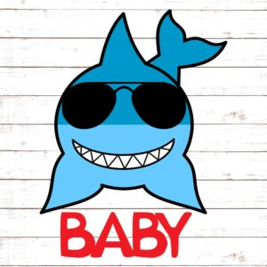 Baby Boy Shark