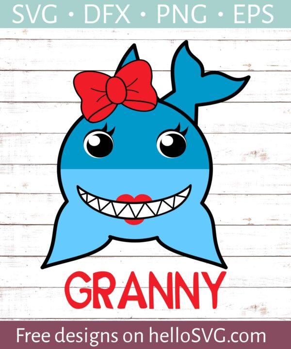 Granny Shark