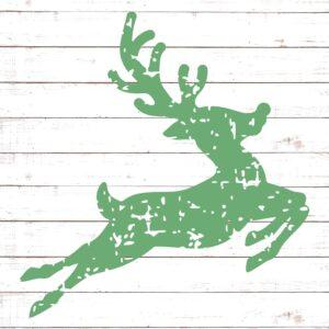 Distressed Flying Reindeer