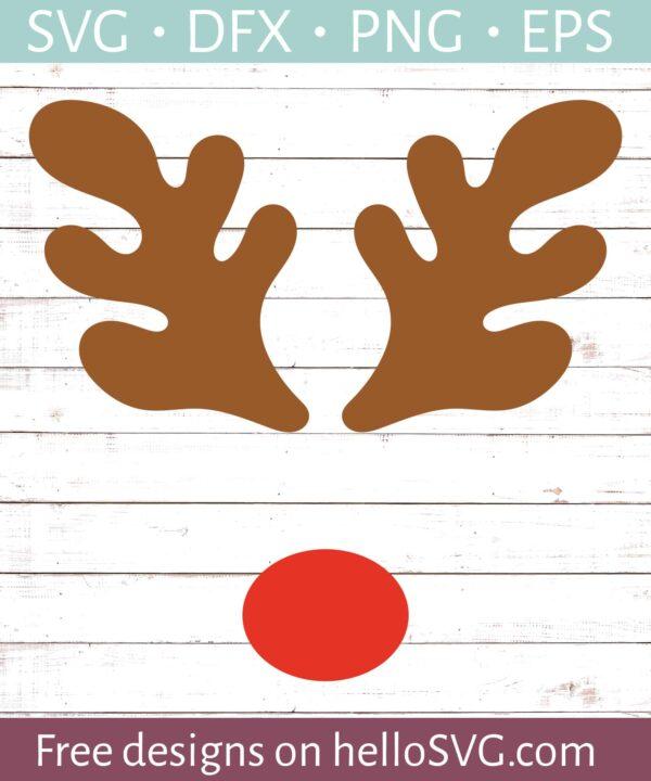 Reindeer Monogram