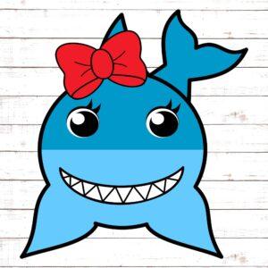 Shark - Girl