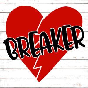 Heart Breaker Valentines