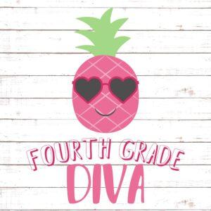 Fourth Grade Diva