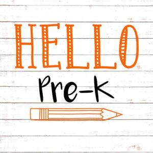 Hello Pre-Kindergarten