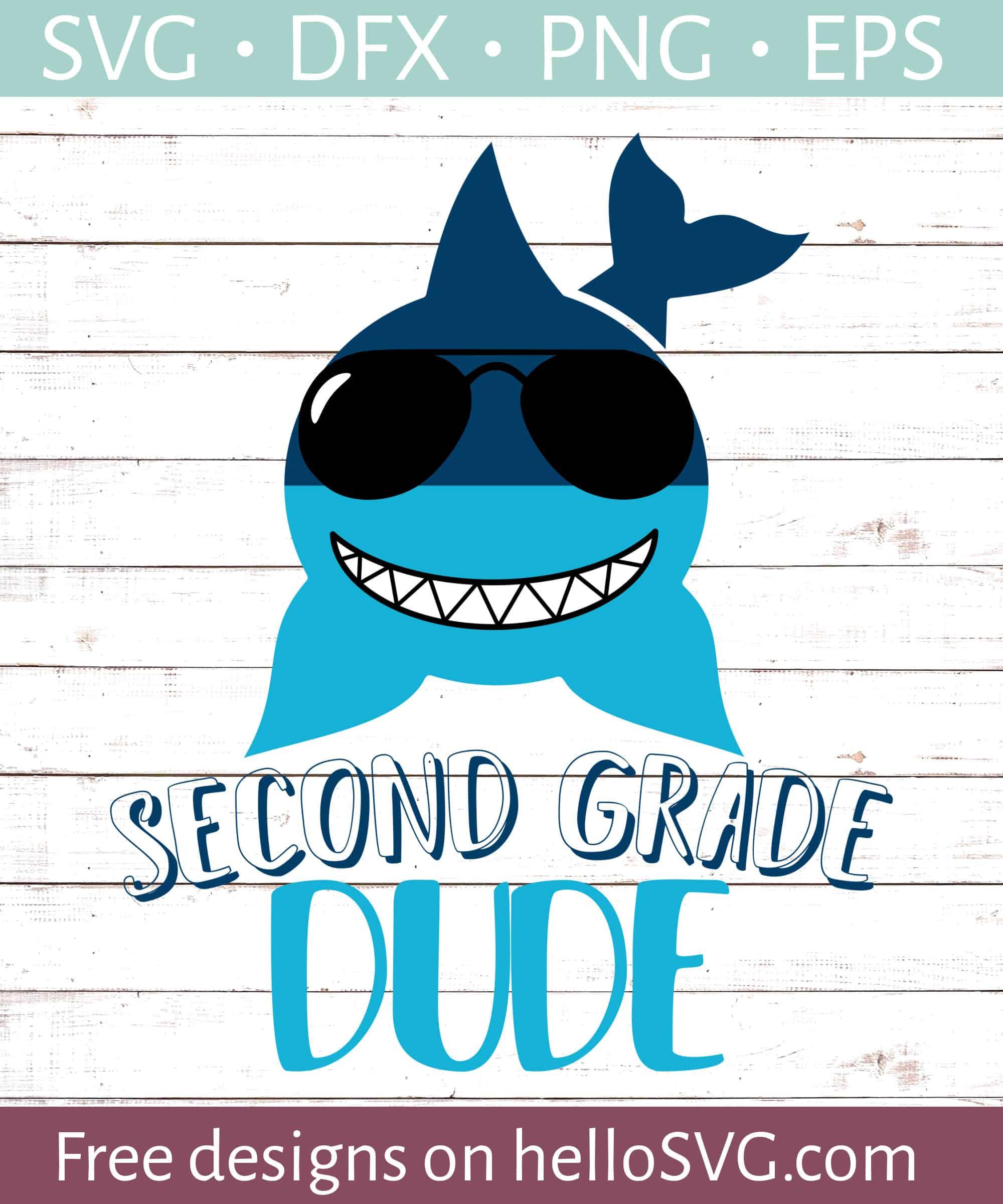 Second Grade Dude