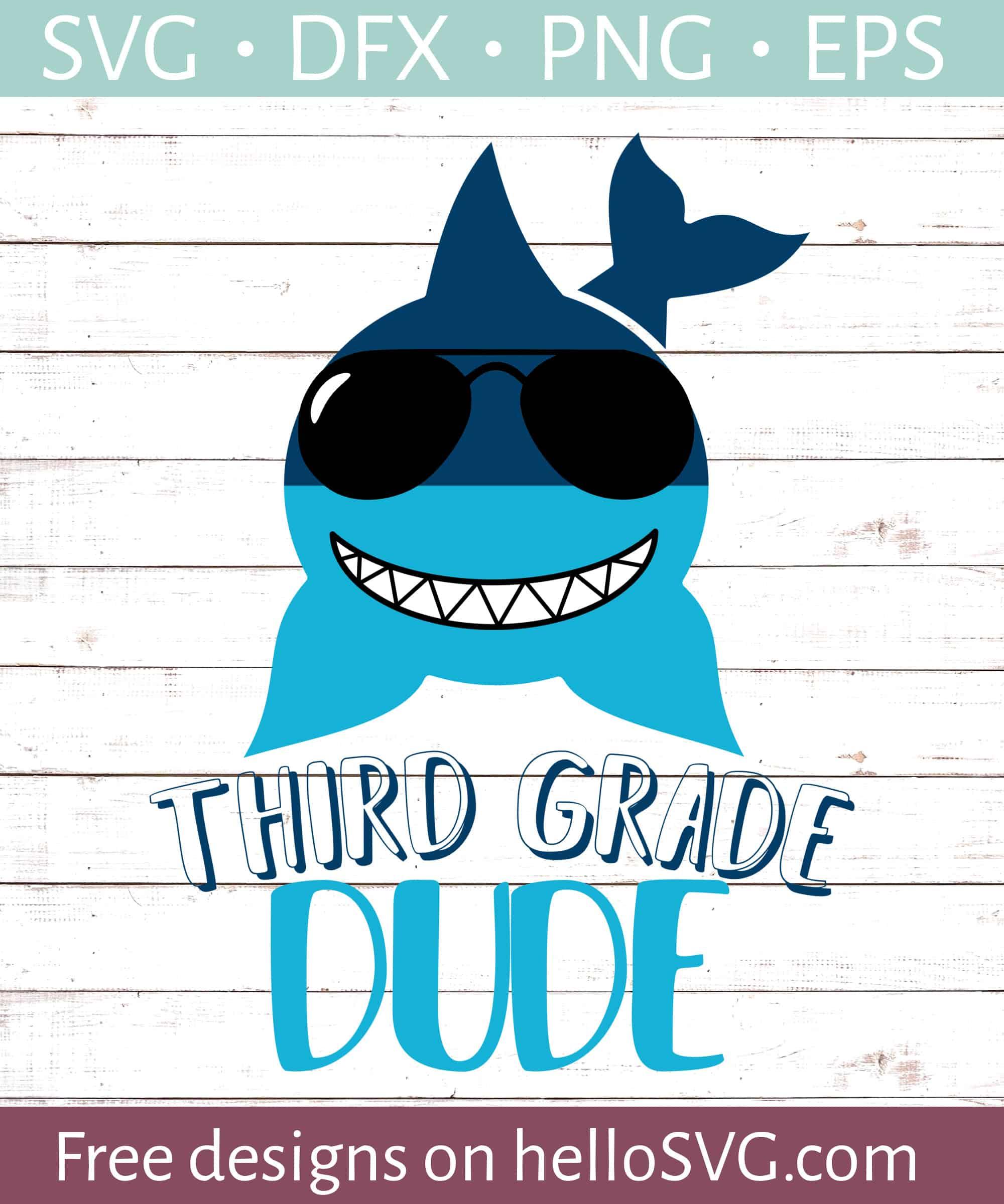 Third Grade Dude