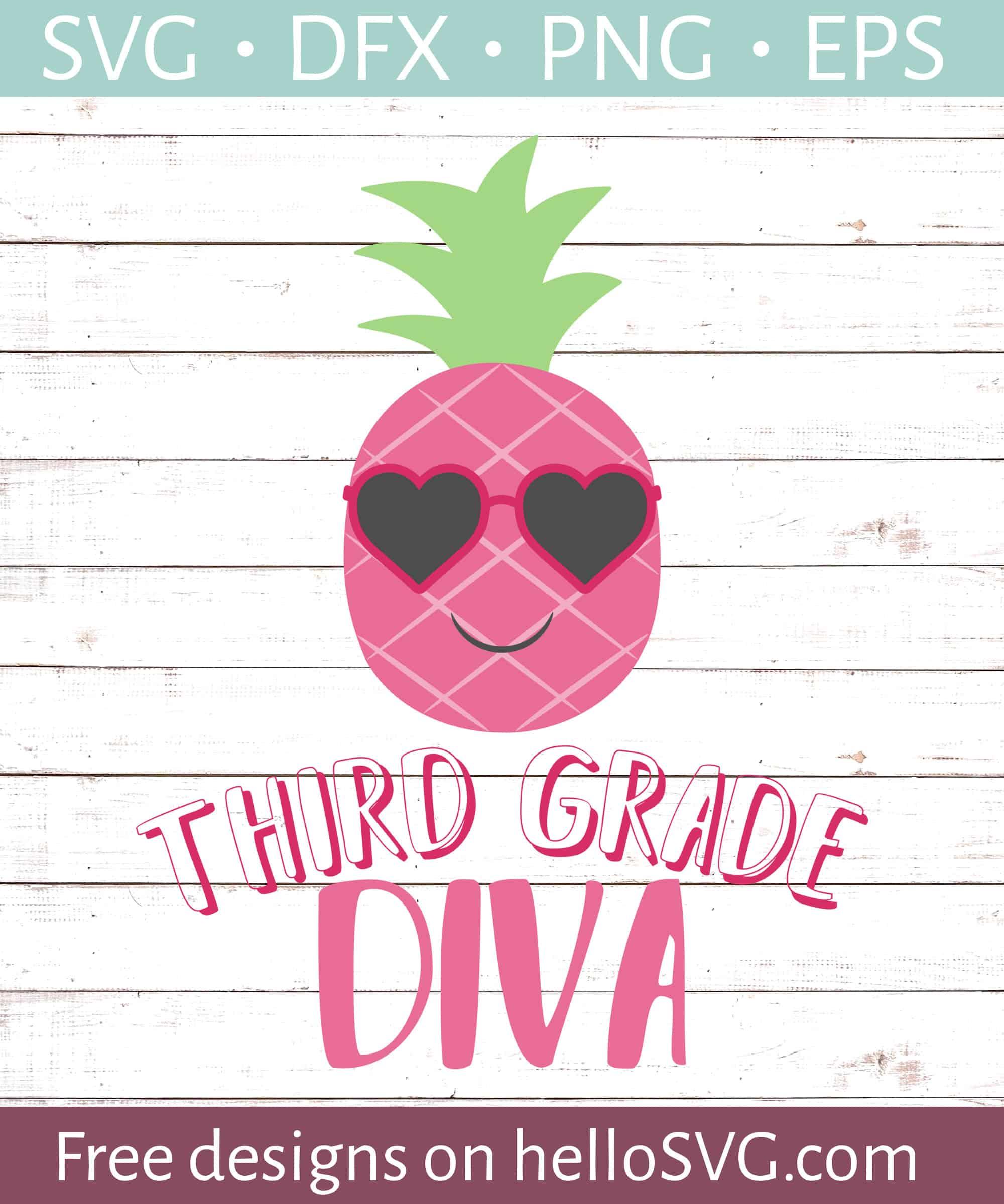 Third Grade Diva