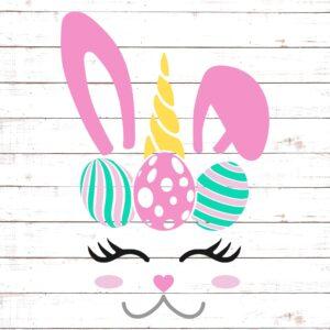 Easter Bunny Unicorn