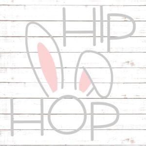Hip Hop Bunny Ears